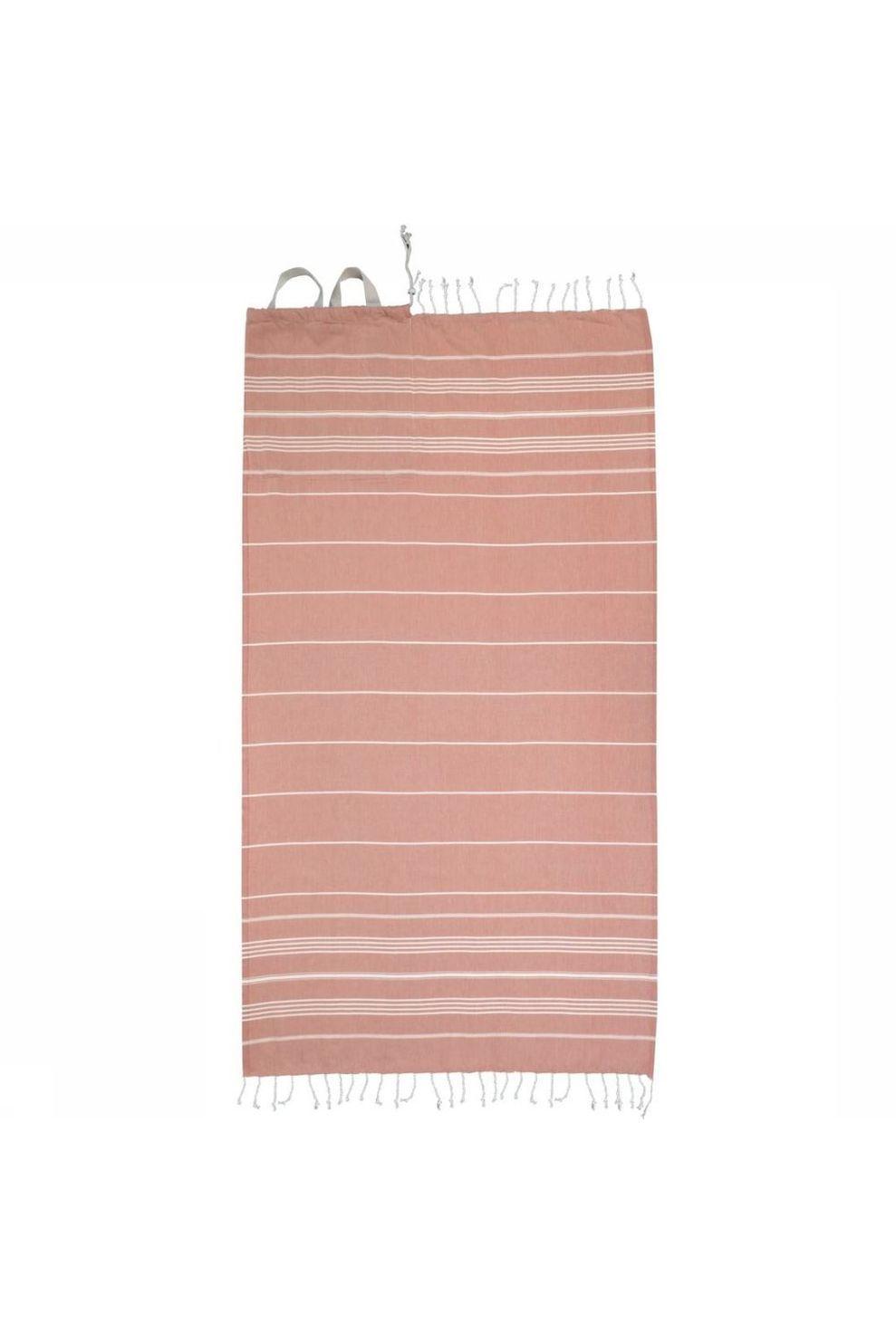 Protest Strandhanddoek Sleek voor dames - Roze