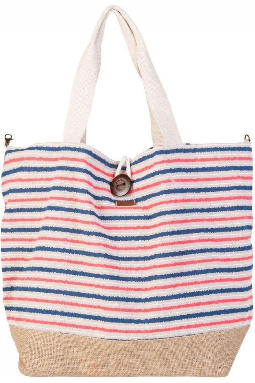 Protest Tas Exford - Gas Blue - Wit