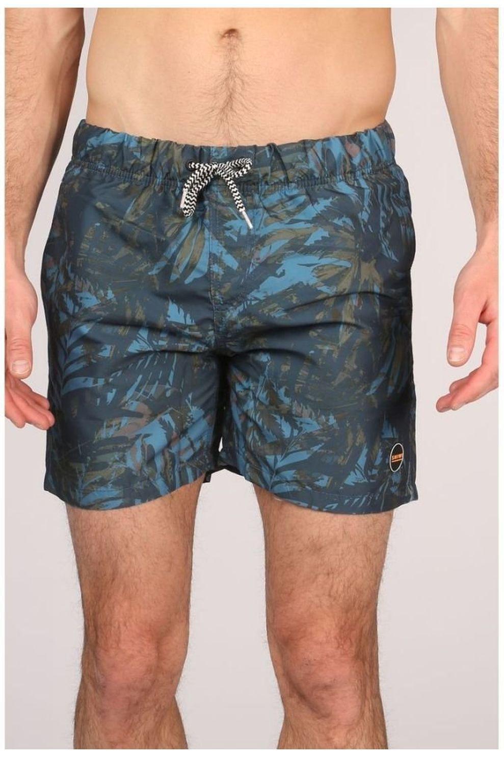 Shiwi Zwemshort Camouflage voor heren - Blauw - Maat: S