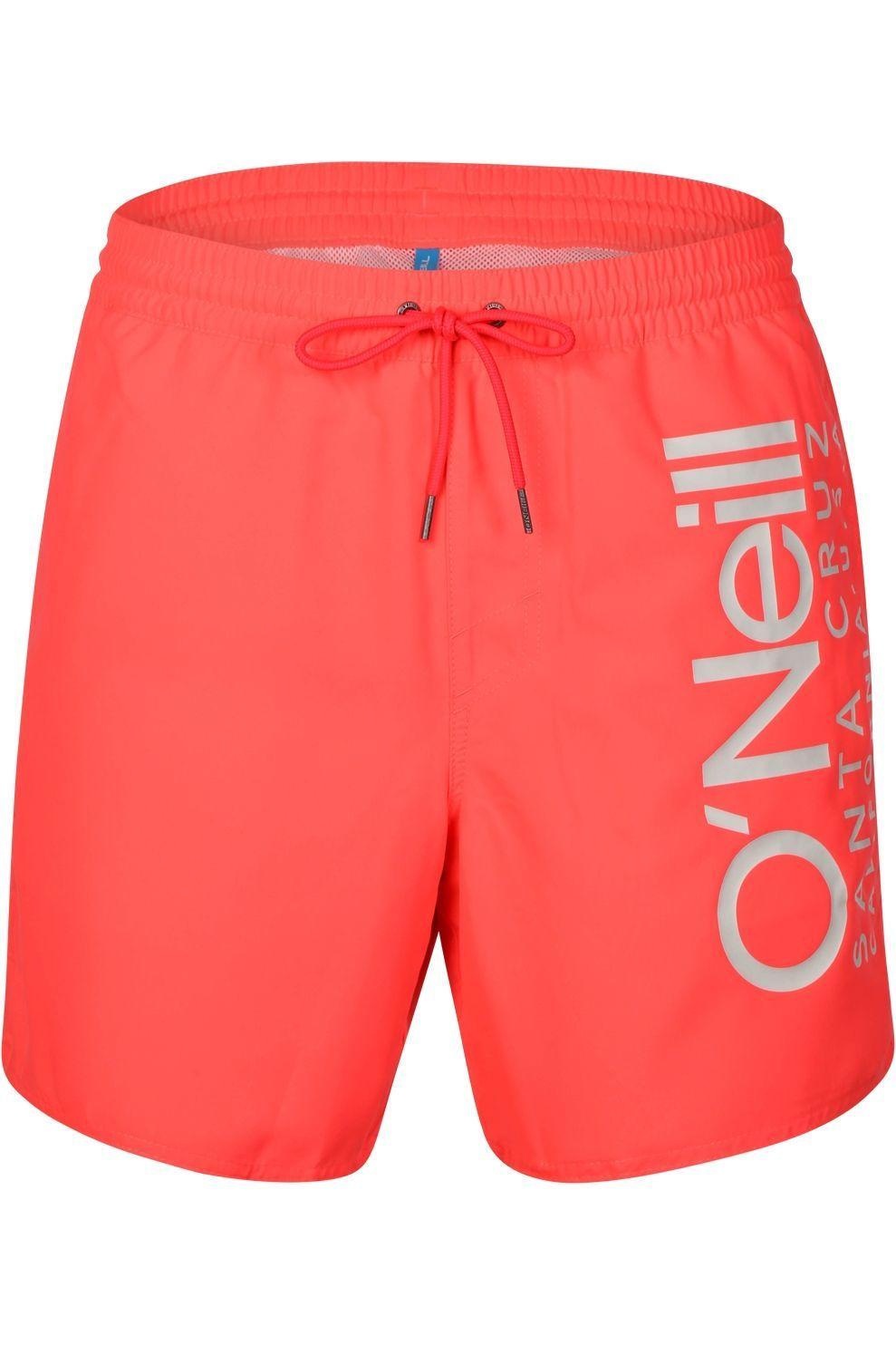 O'Neill Zwemshort Pm Original Cali voor heren - Rood - Maten: XS, S, M, L, XL, XXL