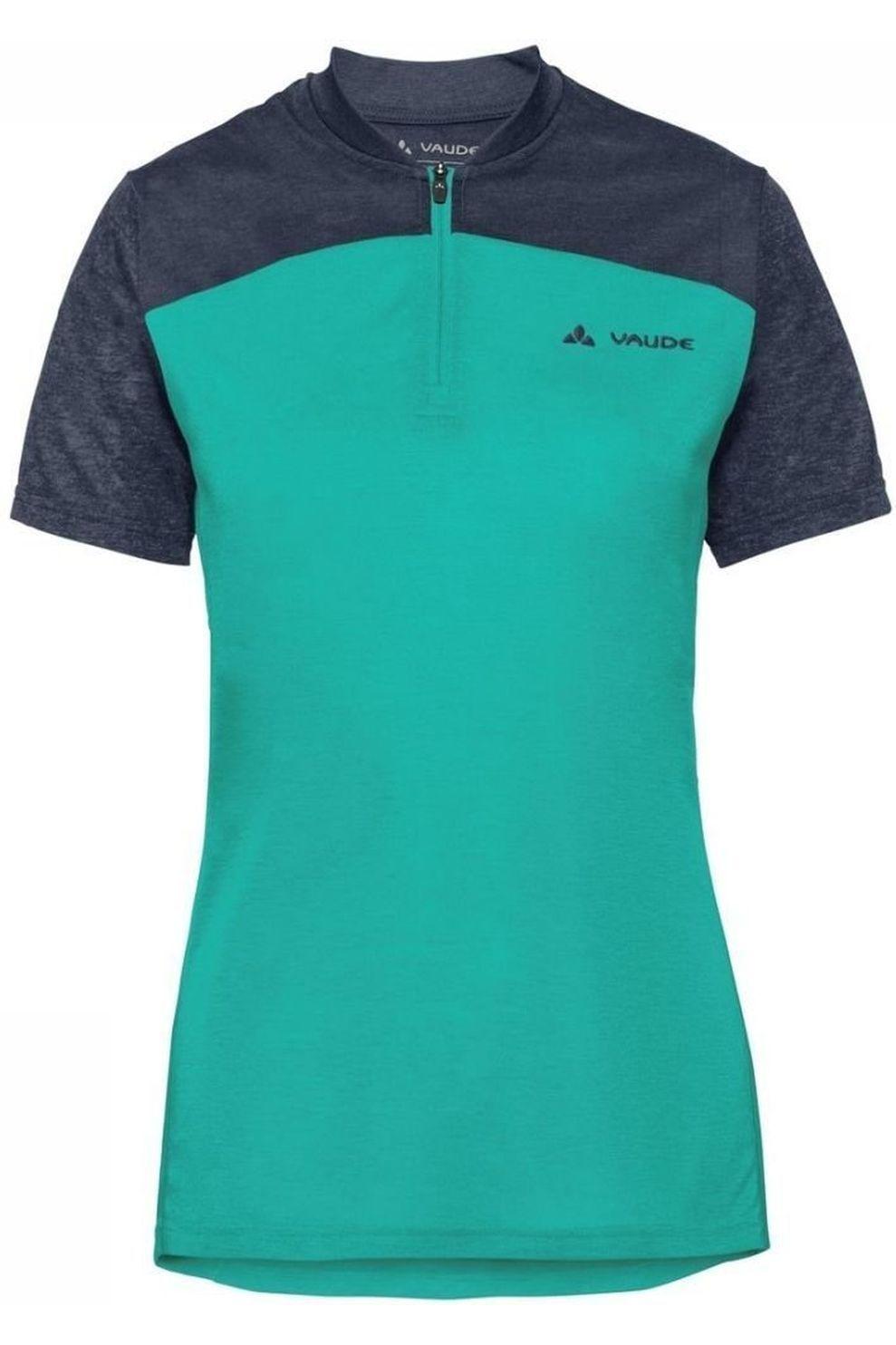 VAUDE T-Shirt Tremalzo IV voor dames - Blauw - Maat: 38