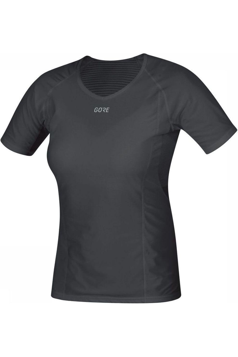 GORE WEAR Top M Gore Windstopper Base Layer voor dames - Zwart - Maten: 34, 36, 38, 40, 42