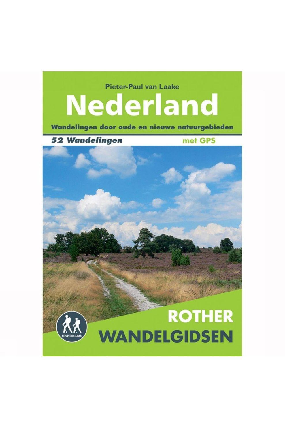 Rother Nederland Wandelgids 52 Wandelingen Met Gps