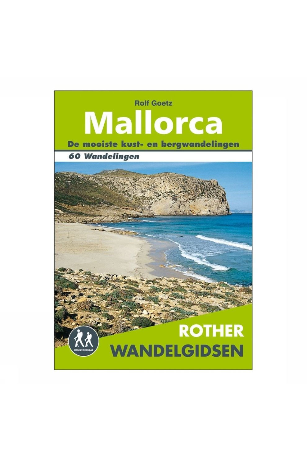 Rother Mallorca Walking Guide - 2017