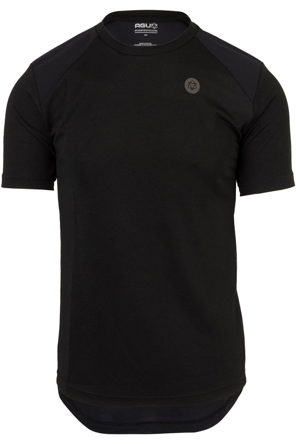 Agu T-Shirt Km Mtb voor heren - Zwart - Maten: S, M, L, XL, XXL, XXXL