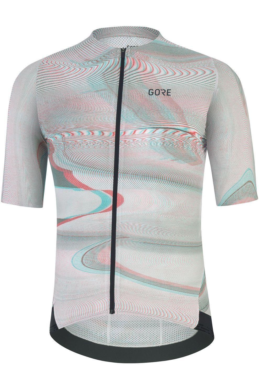 GORE WEAR T-Shirt Chase voor heren - Beige/ Gemengd - Maten: S, M, L, XL, XXL