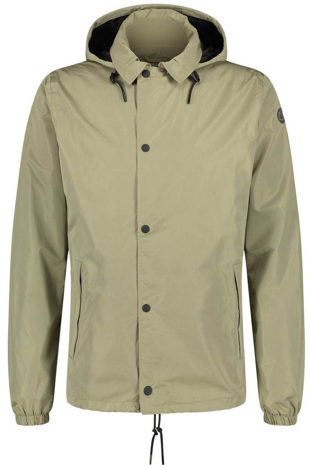 Agu Fietsjas Urban Outdoor Coach Jacket voor heren - LichtGroen - Maten: S, M, L, XL, XXL