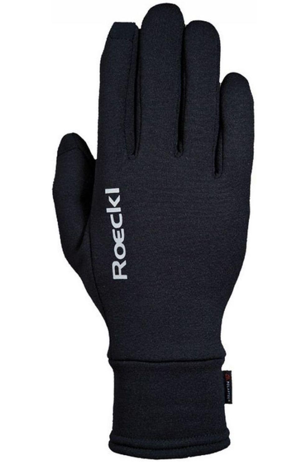 Roeckl Handschoen Paulista - Zwart - Maten: 6, 7, 9