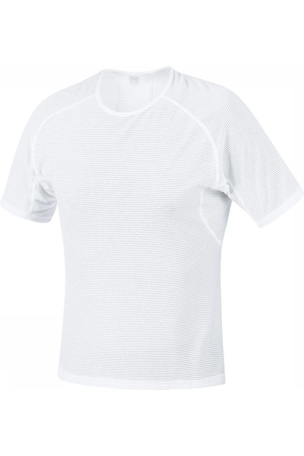 GORE WEAR Ondergoed M Base Layer voor heren - Wit - Maten: S, M, L, XL, XXL