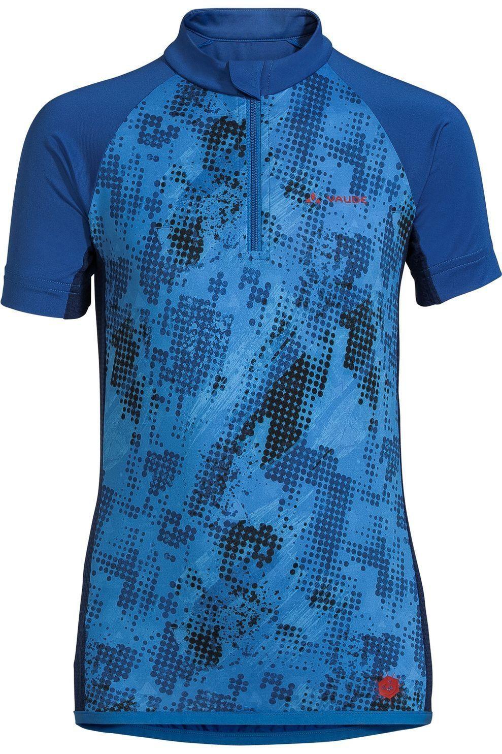 VAUDE T-Shirt Elmo Tricot Ix voor kids - Blauw - Maten: 122/128, 134/140, 146/152, 158/164