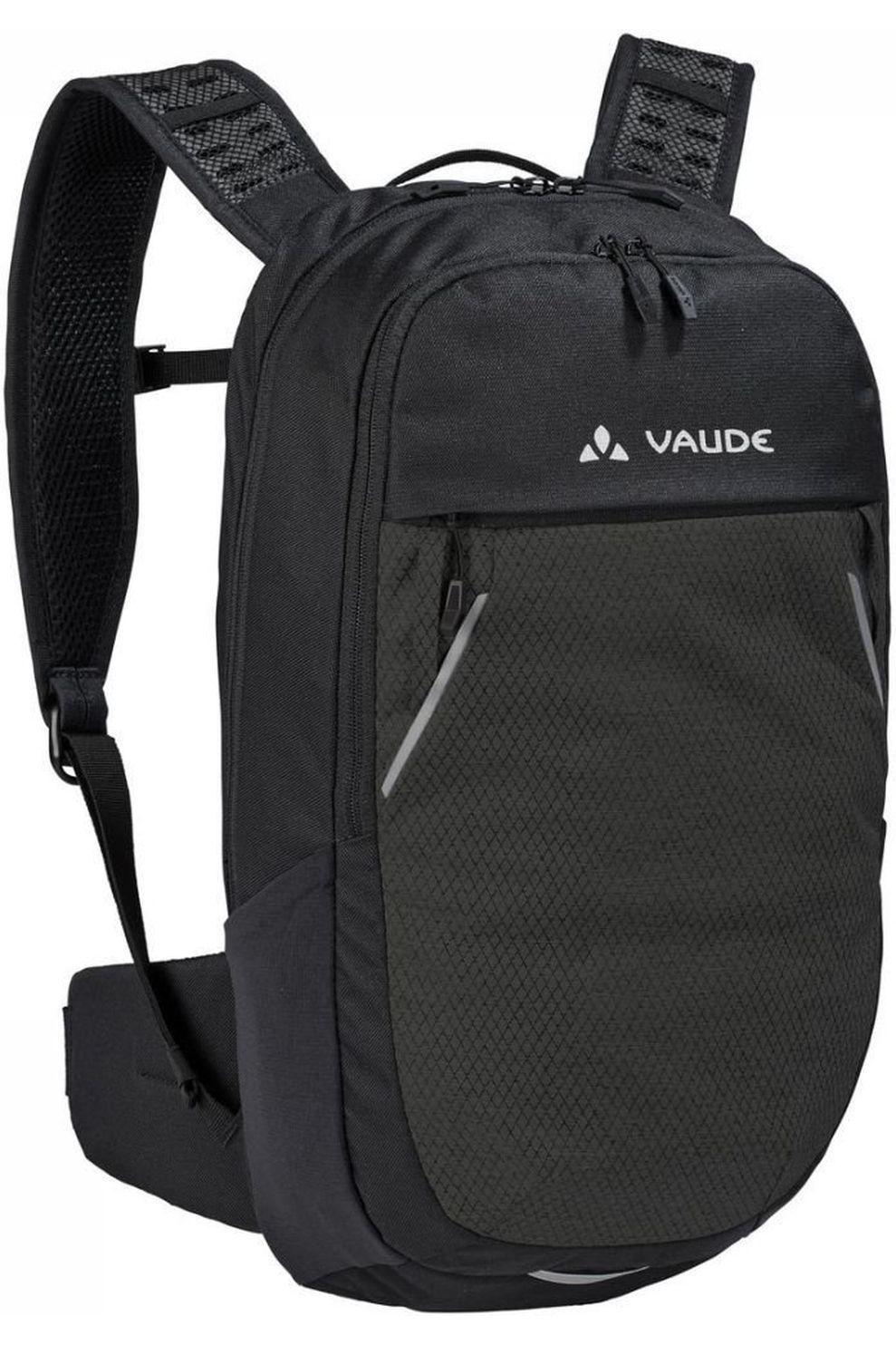 VAUDE Fietsrugzak Ledro 10 - Zwart