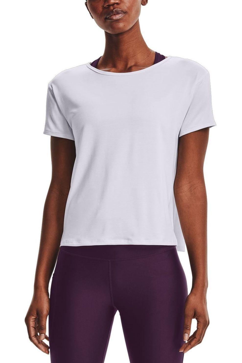 Under Armour T-Shirt Tech Vent SS Tee voor dames - Wit - Maten: XS, S, M, L