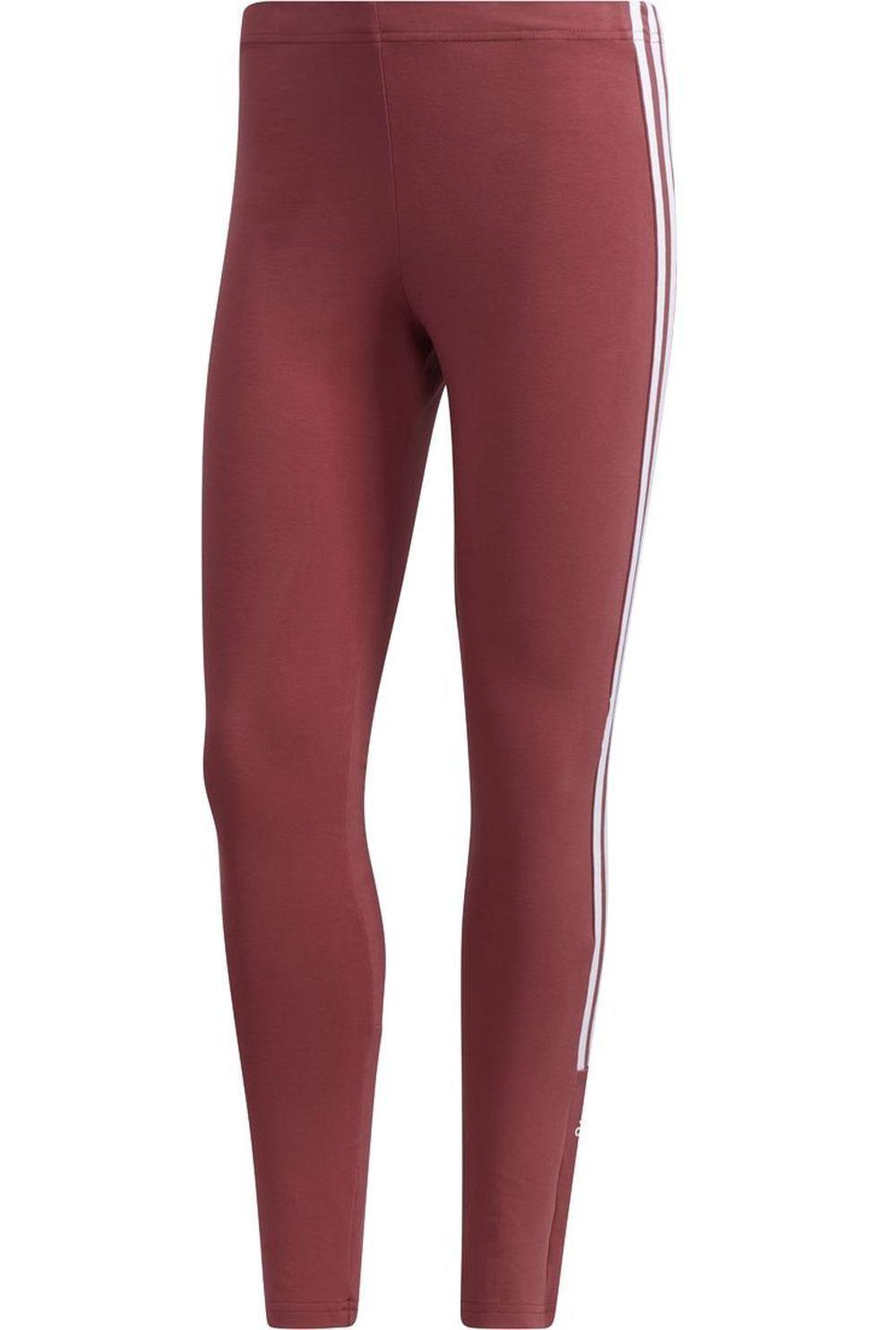 adidas Legging W New A 78 Tig voor dames - Rood - Maten: XS, S, L - Nieuwe collectie