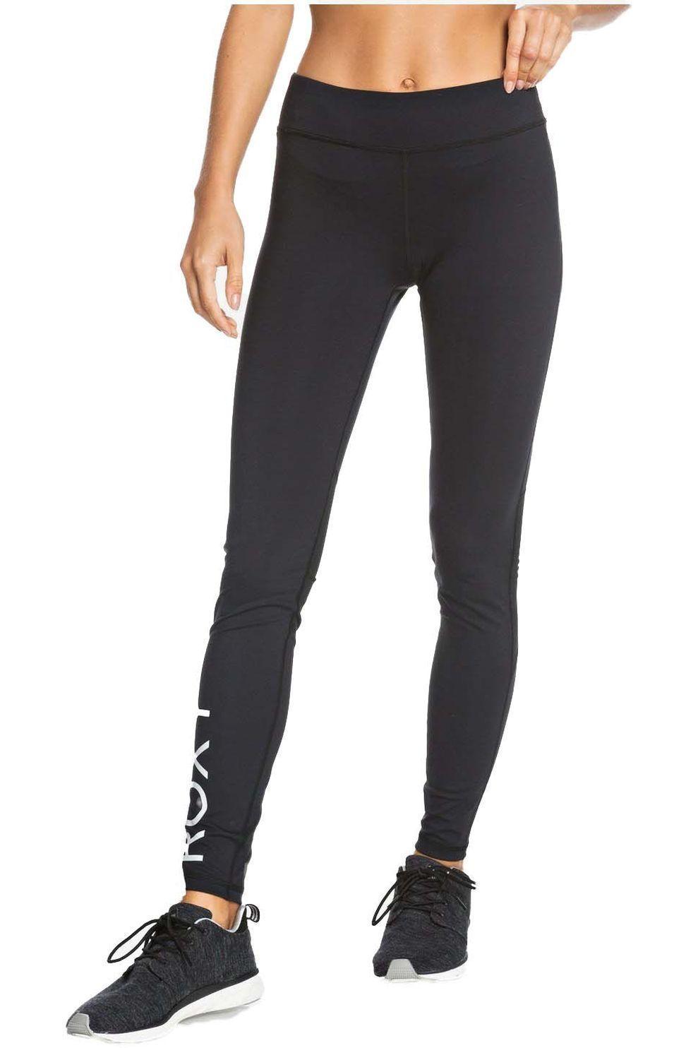 Roxy Legging Brave For You voor dames - Zwart - Maten: XS, S