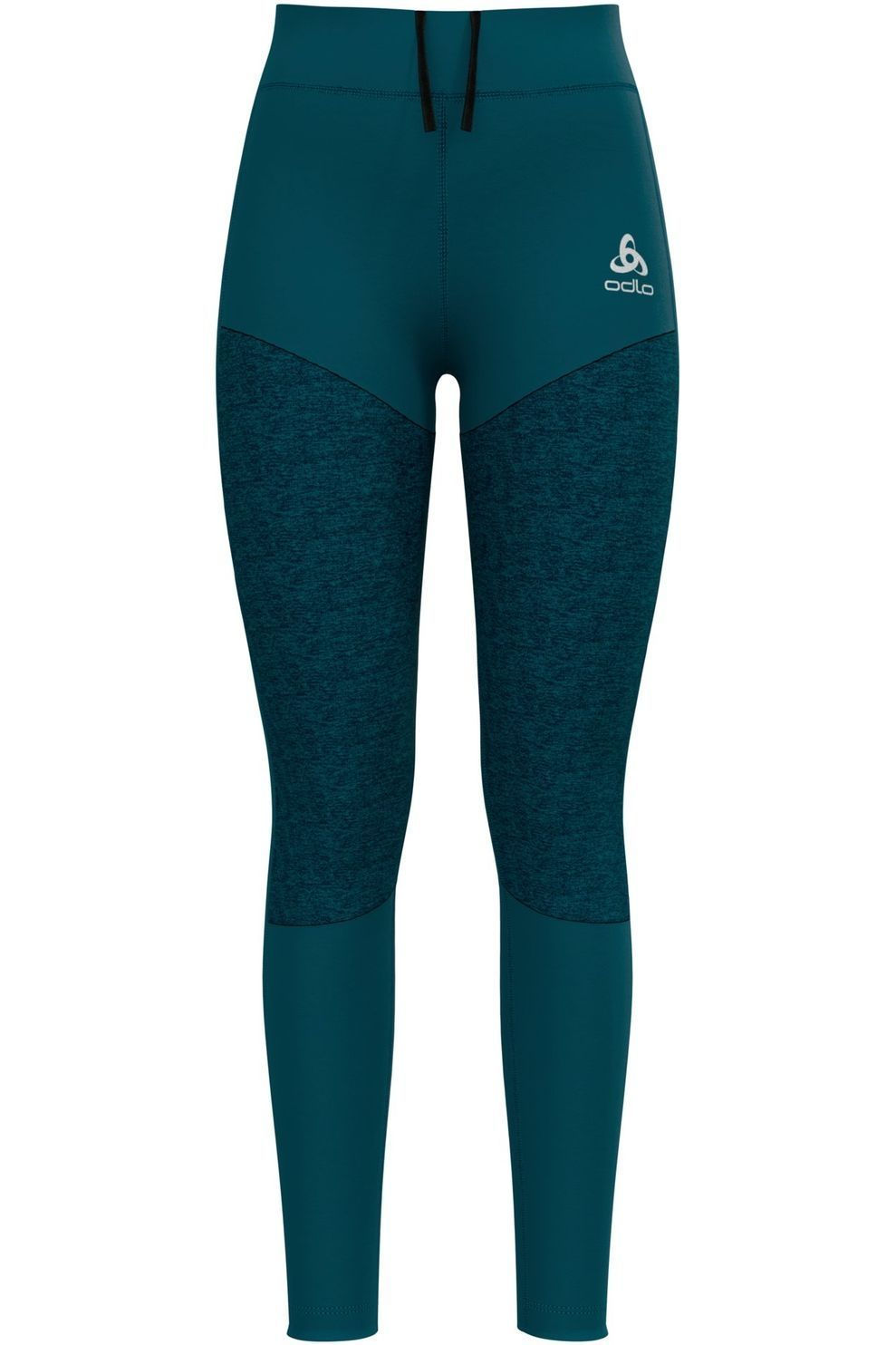 Odlo Legging Millennium Yakwarm voor dames - Blauw - Maten: S, M, L