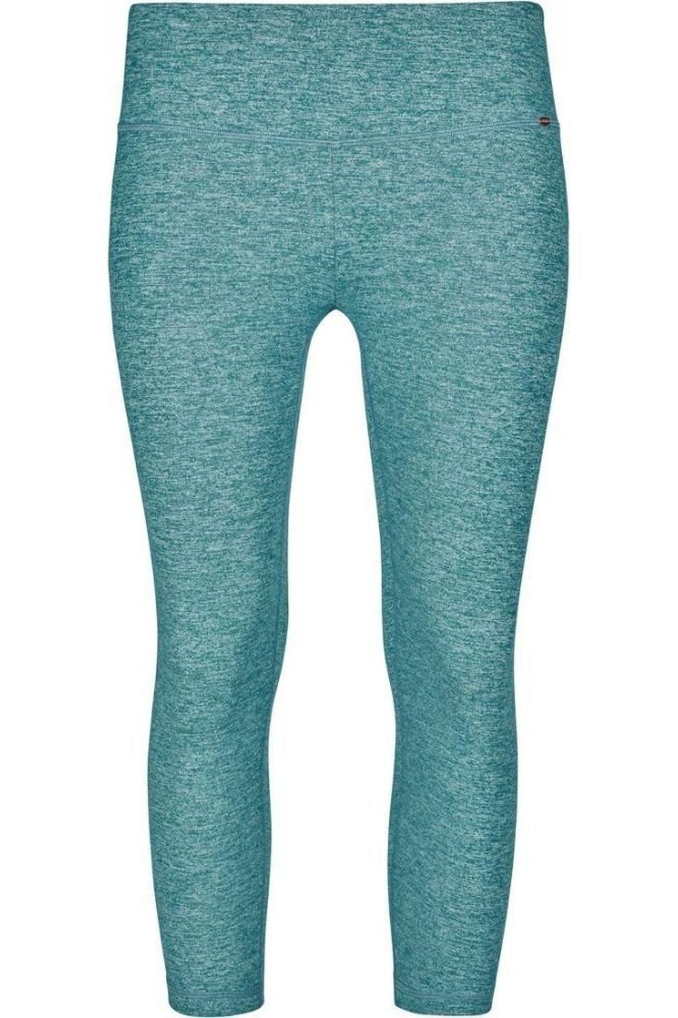 Skiny Capri Yoga&relax Leggings 3/4 voor dames - Blauw - Maat: 38