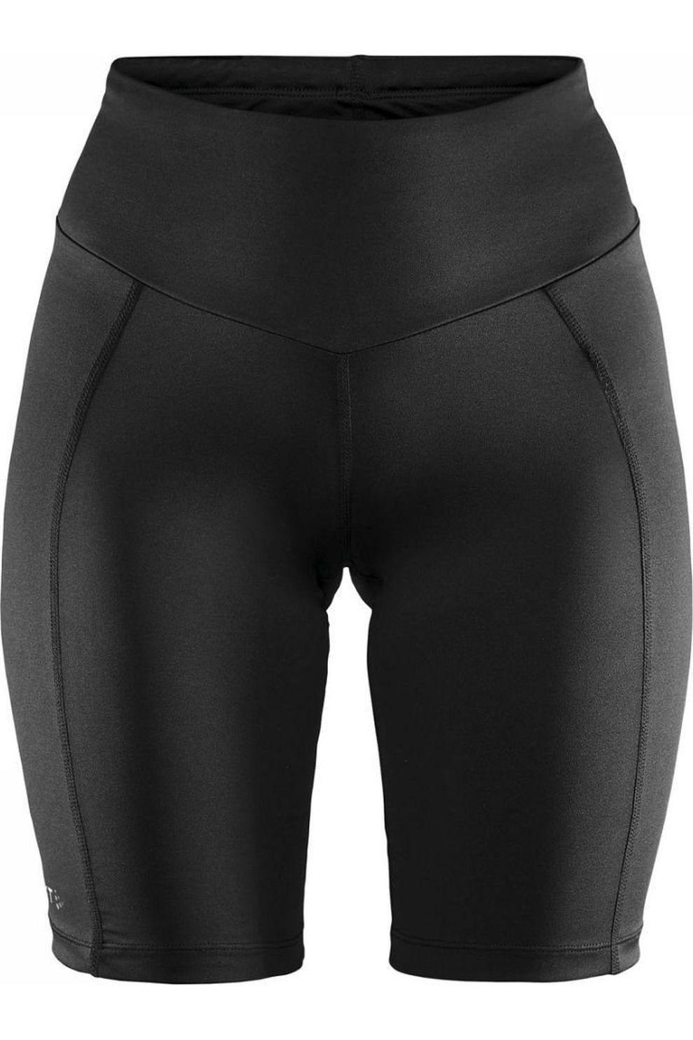 Craft Short Adv Essence voor dames - Zwart - Maten: S, M, L, XL