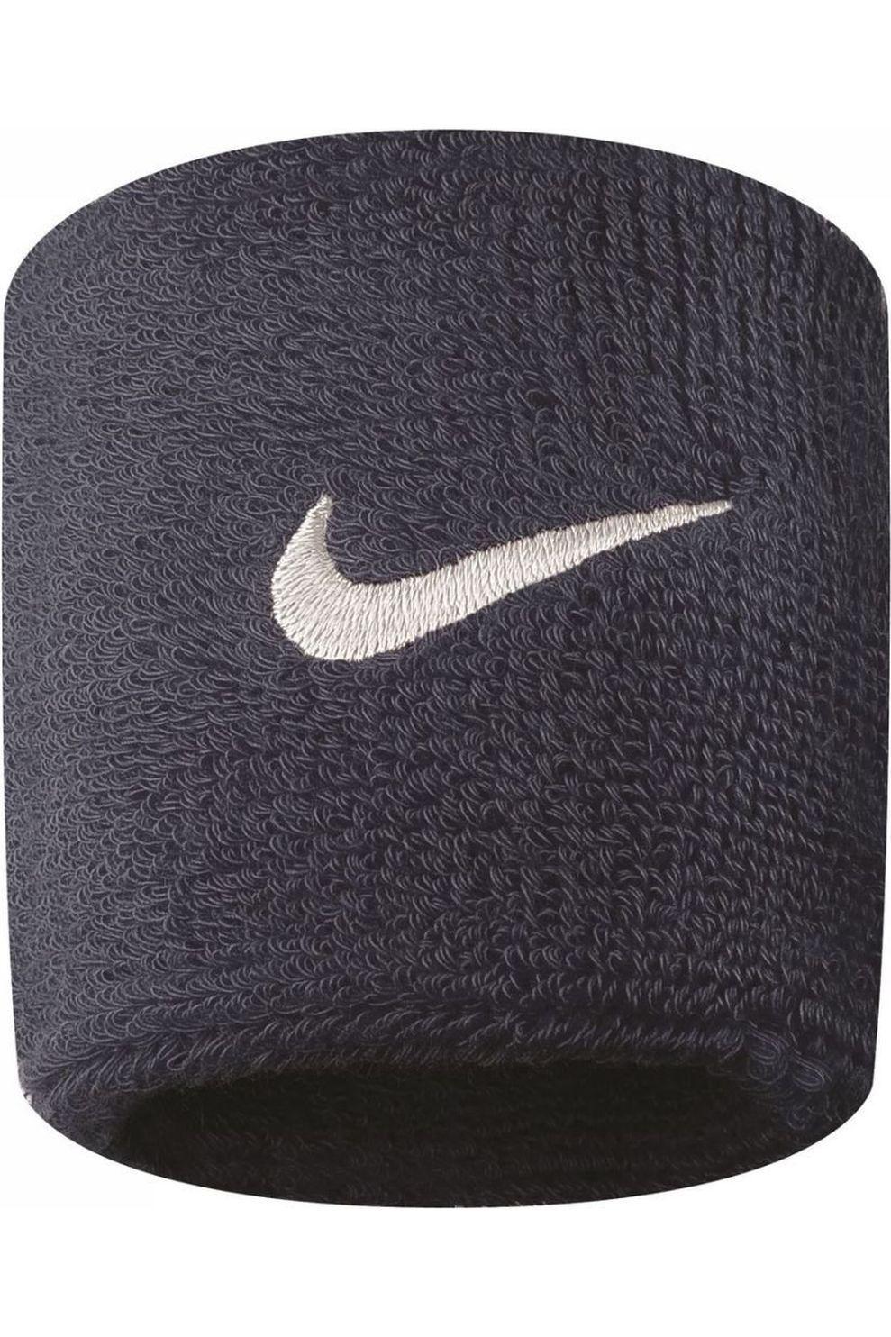 Nike Equipment Polsband Swoosh - Blauw