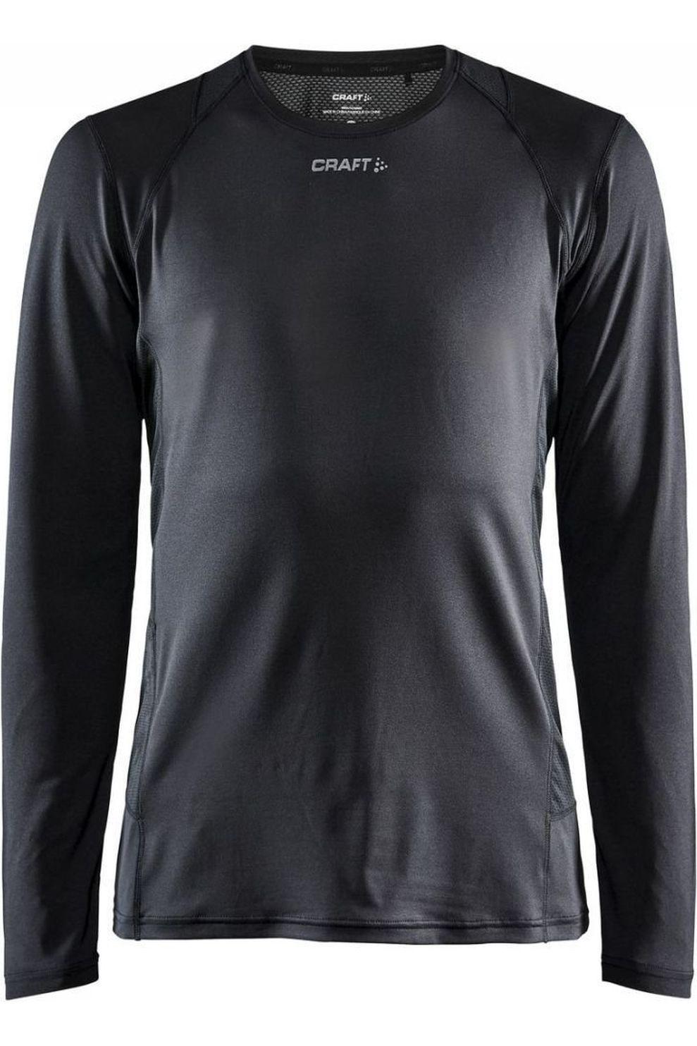 Craft T-Shirt Adv Essence voor heren - Zwart - Maten: XS, S