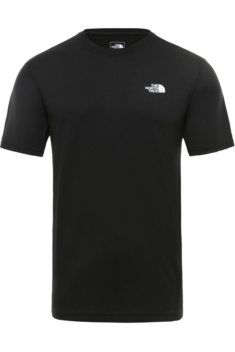 The North Face T-Shirt Flex II voor heren - Zwart - Maten: S, M, L, XL