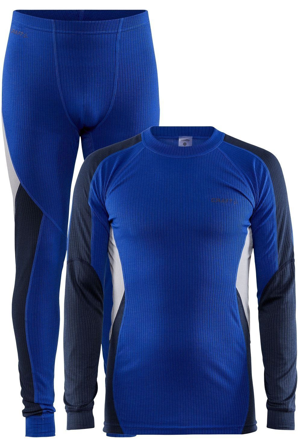 Craft Legging Core Dry Baselayer Set voor heren - Blauw - Maten: S, M, L, XL, XXL - Nieuwe collectie