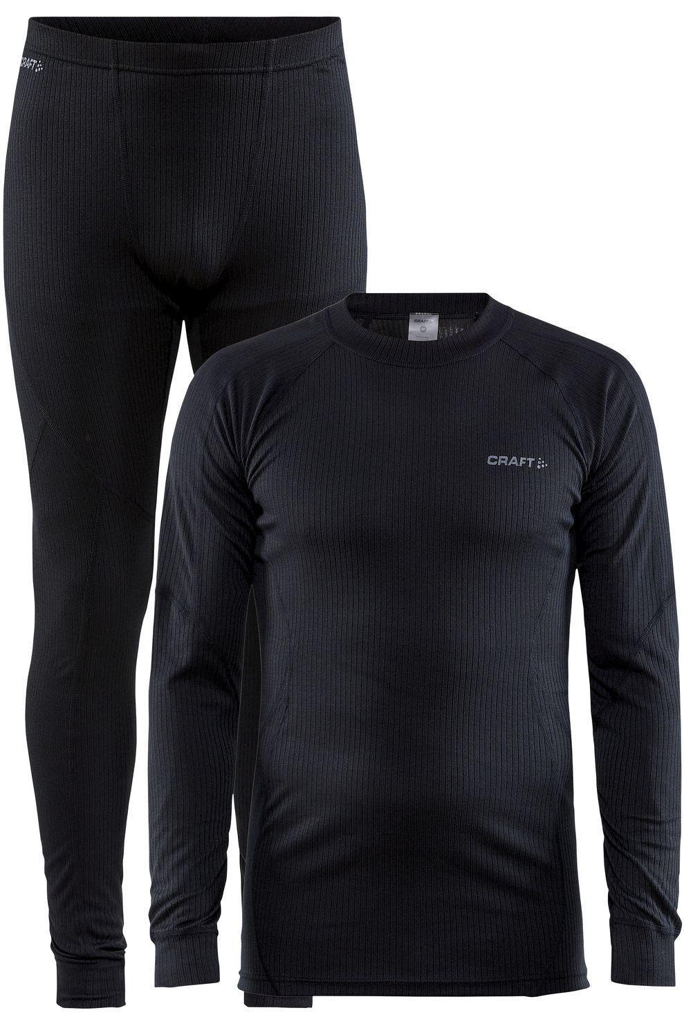 Craft Legging Core Dry Baselayer Set voor heren - Zwart - Maten: XS, S, M, L, XL, XXL - Nieuwe colle