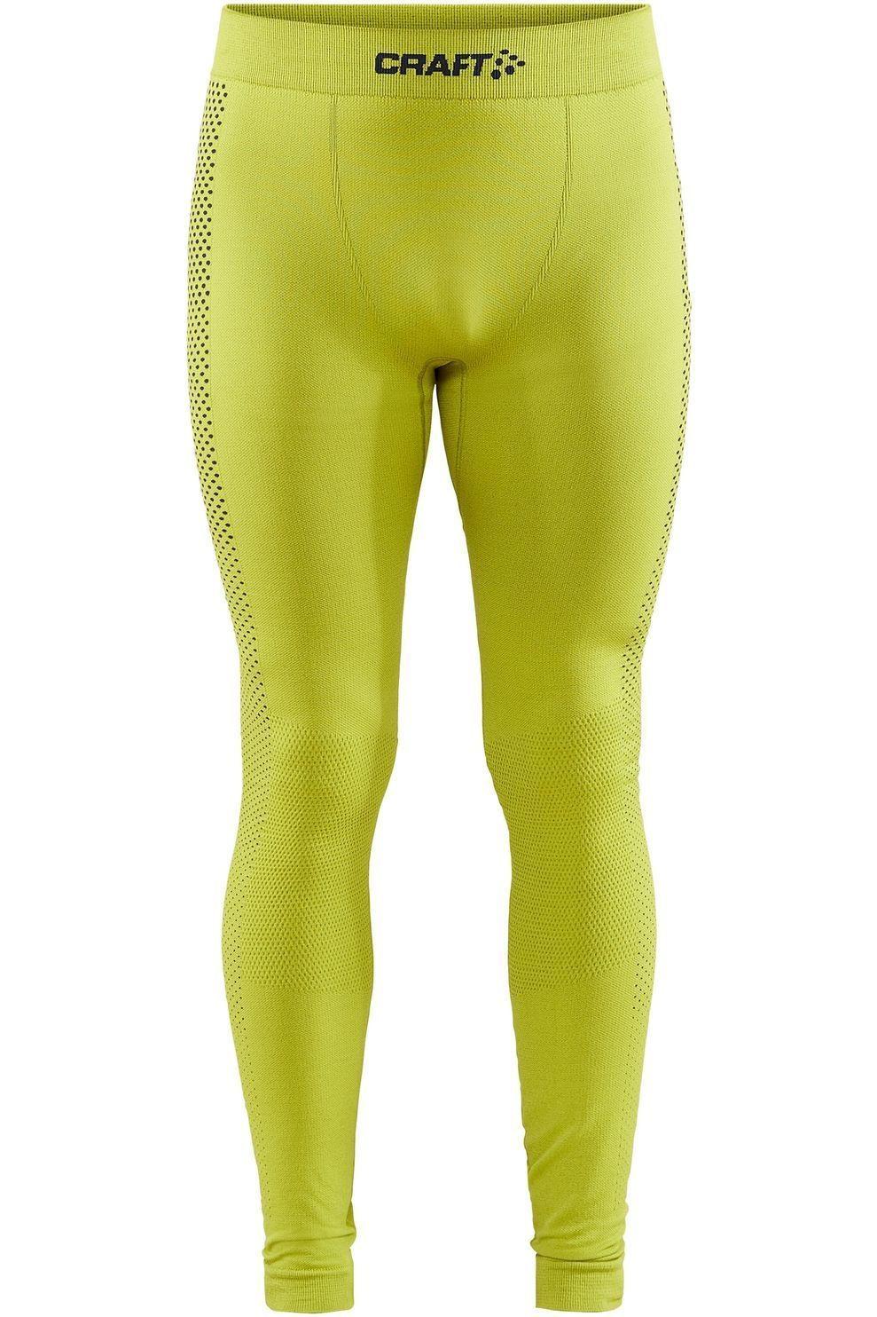 Craft Legging Adv Fuseknit Intensity voor heren - Geel - Maten: S, M, L, XL - Nieuwe collectie