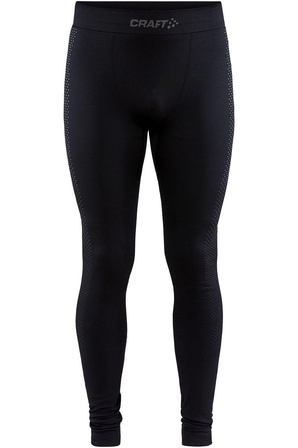 Craft Legging Adv Fuseknit Intensity voor heren - Zwart - Maten: XS, S, M, L, XL, XXL - Nieuwe colle