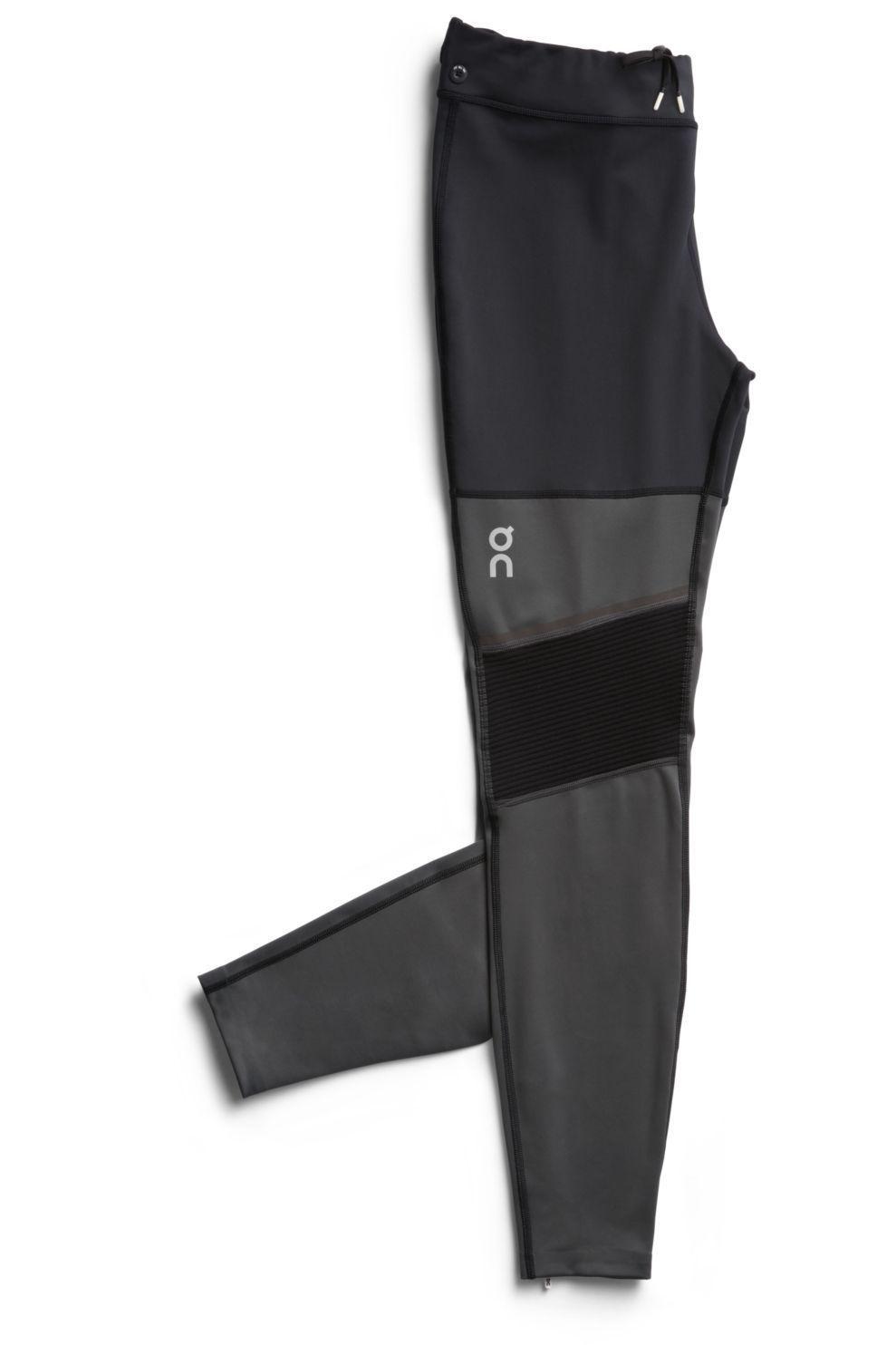On Running Legging 117.00046 M voor heren - Zwart - Maten: S, M, L, XL - Nieuwe collectie