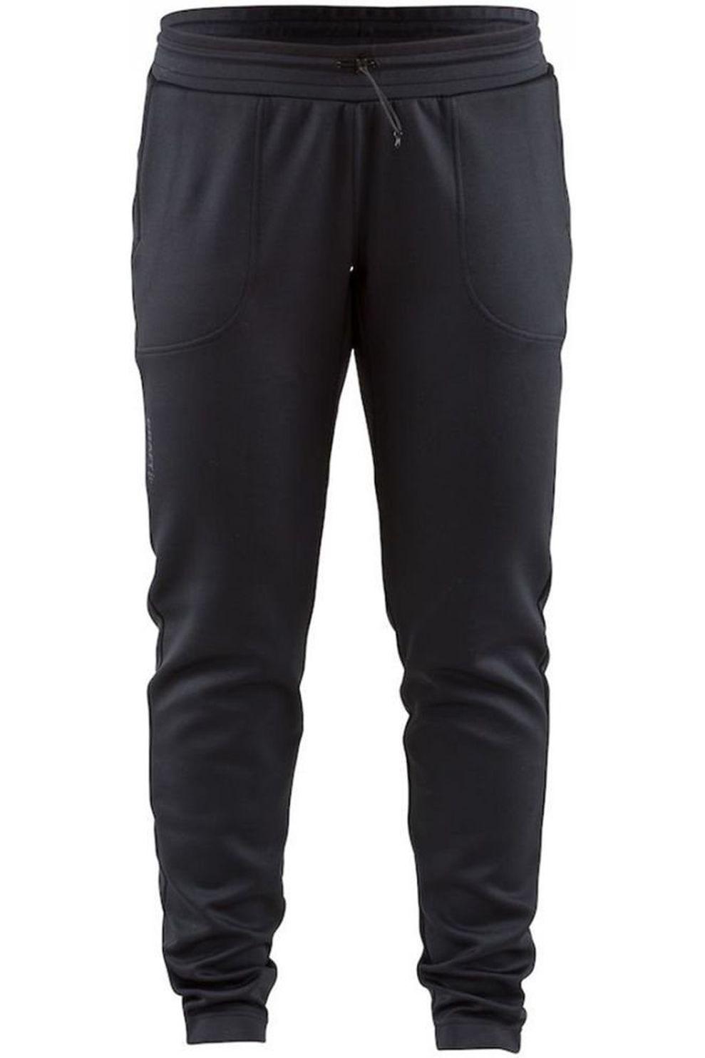 Craft Joggingbroek Noble Loose Fit voor heren - Zwart - Maten: S, M, XL