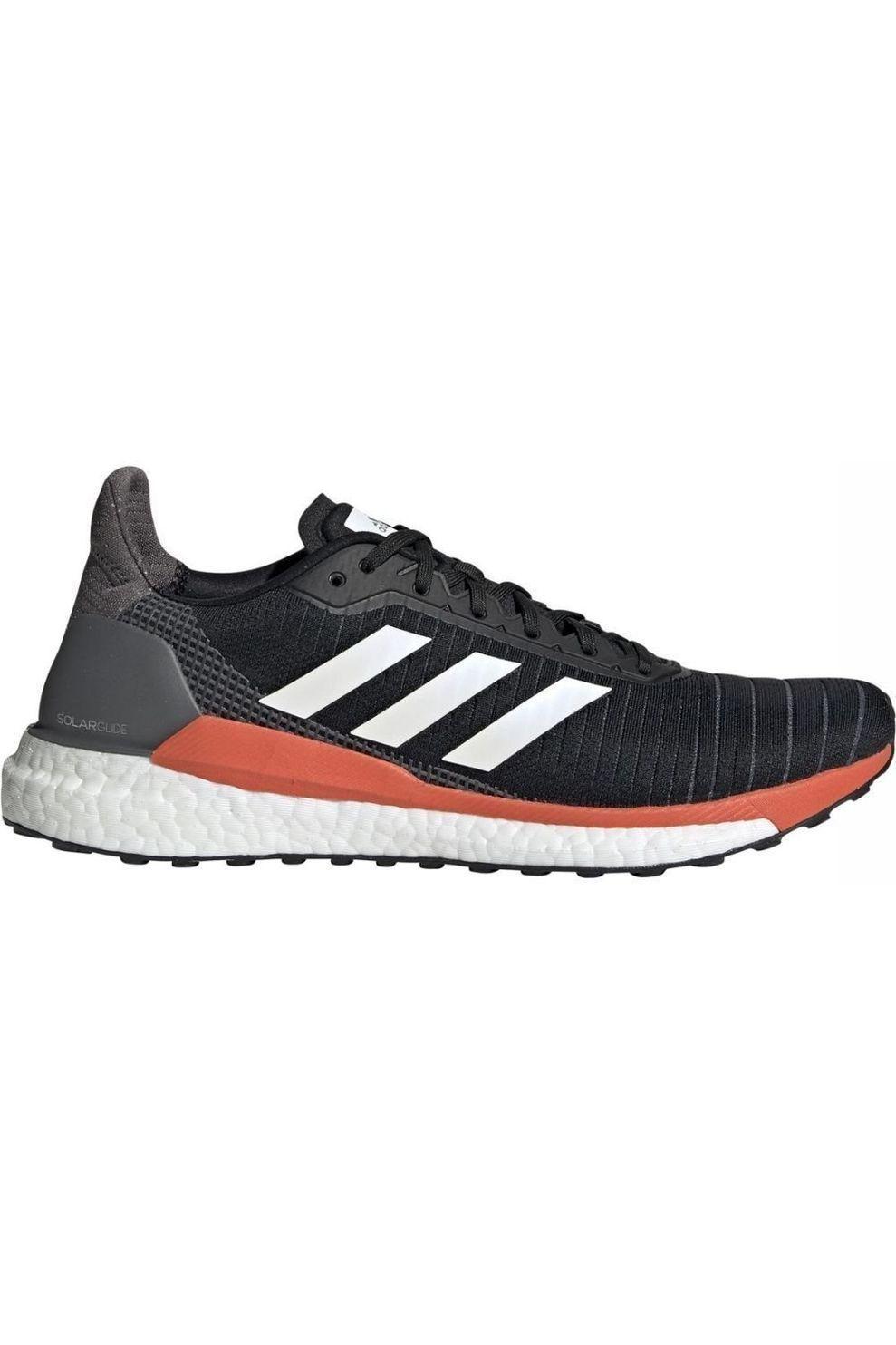 adidas Schoen Solar Glide 19 voor heren - Zwart - Maten: 7.5, 10.5