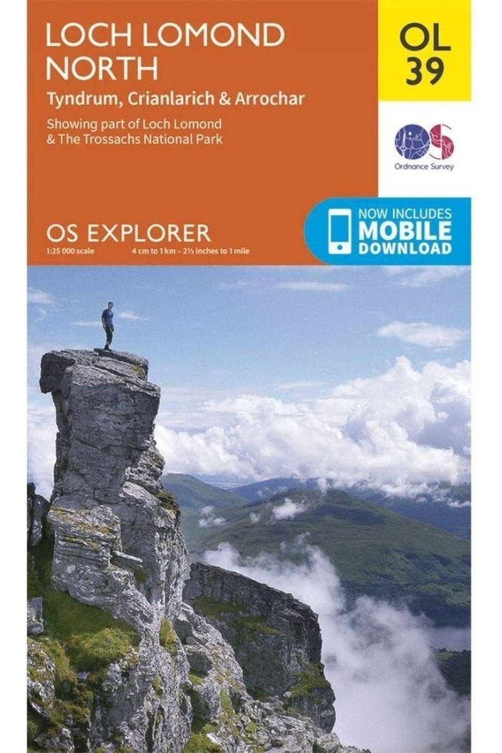 Ordnance Survey Boek Orsu Os.Egmol039 - 2018