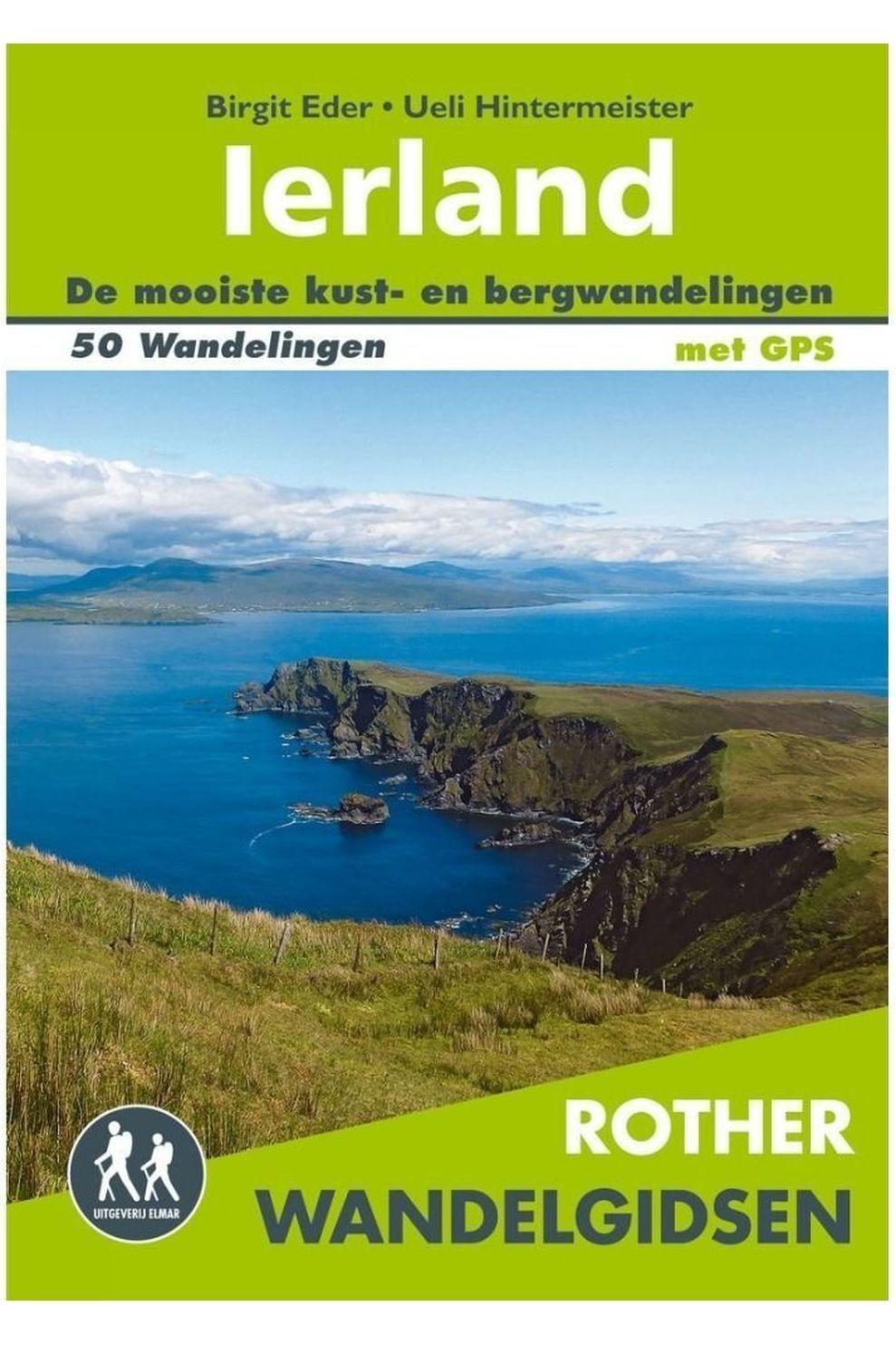 Rother Ierland Wandelgids 50 Wandelingen Met Gps