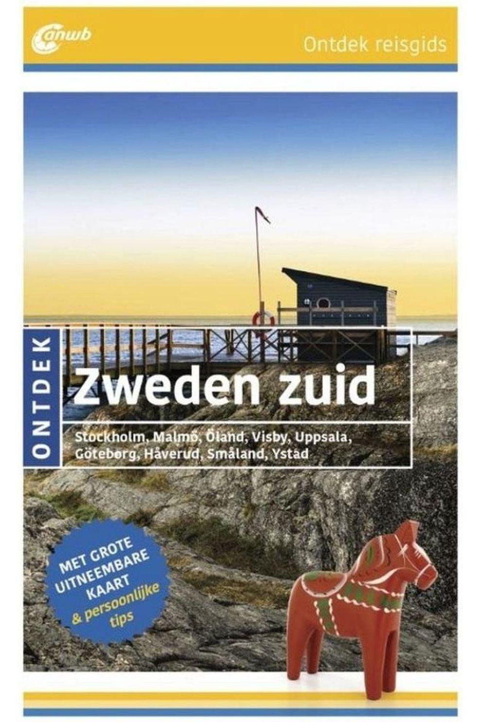 ANWB Zweden Zuid Ontdek Anwb - 2018
