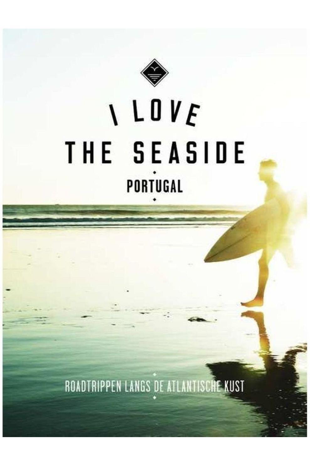 Momedia Boek Mom Portugal - I Love The Seaside - 2019