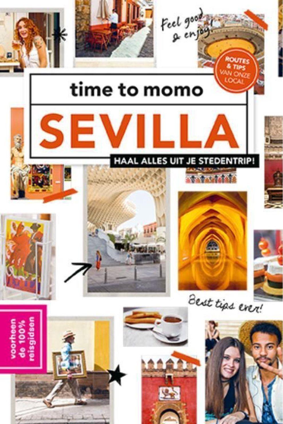 Momedia Sevilla Time To Momo - 2019