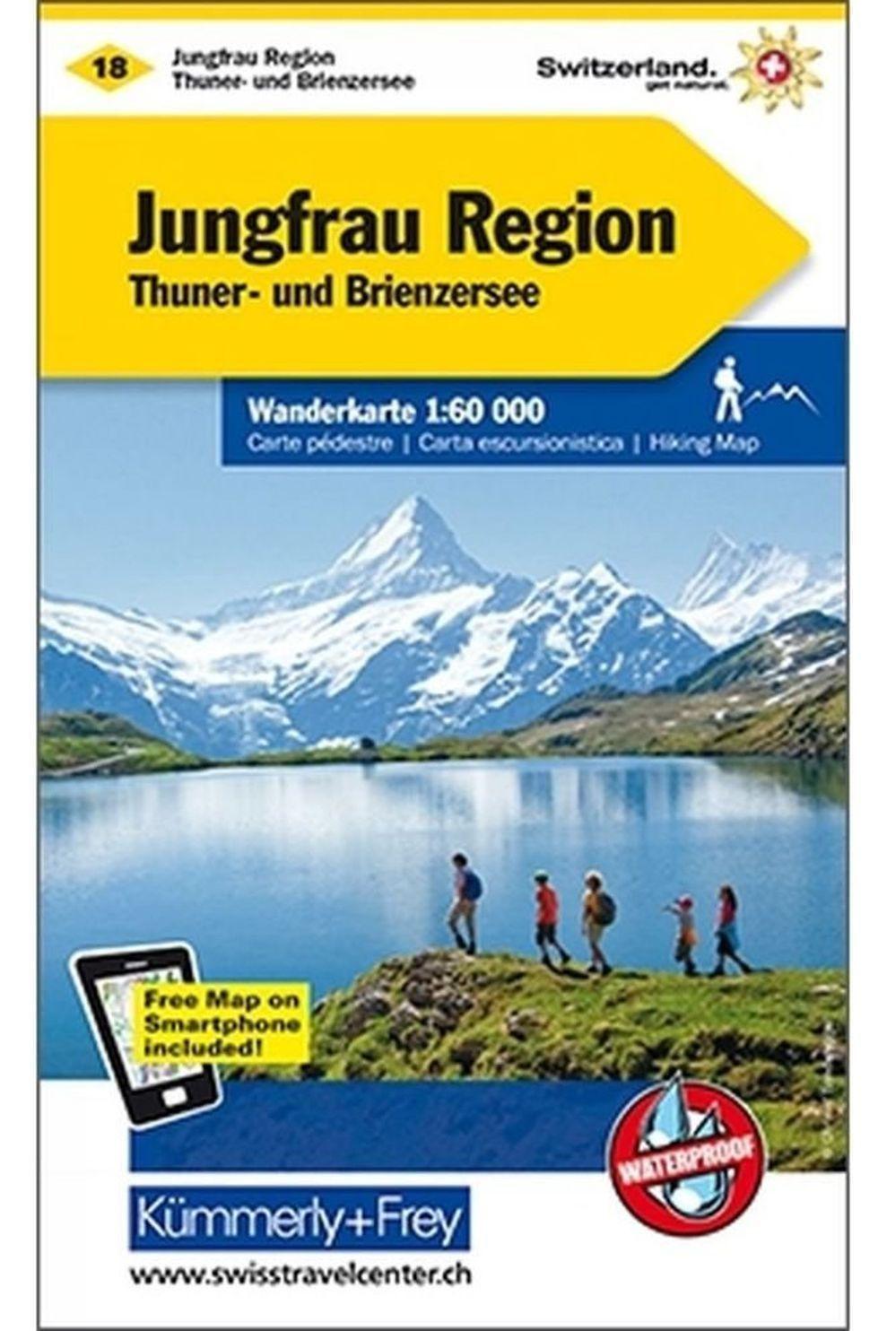 K&F Jungfrau & Omg.18 K&F R/V (R) Wp Gps - 9024