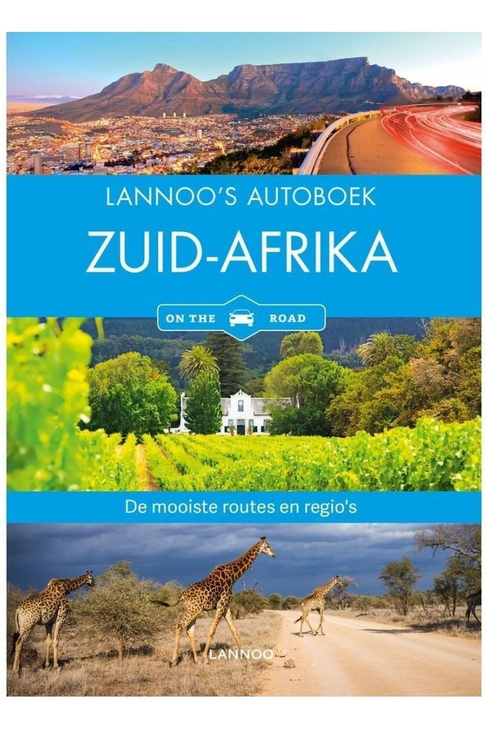 Lannoo Zuid-Afrika-Autoboek-On The Road-N09/2019 - 2019