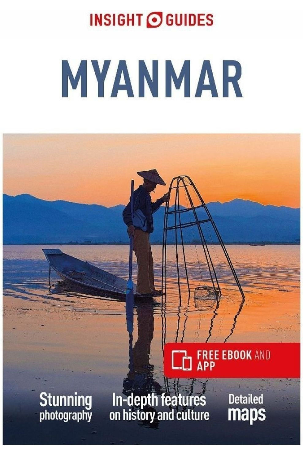 INSIGHT Myanmar (Burma) Insight Guide - 2019