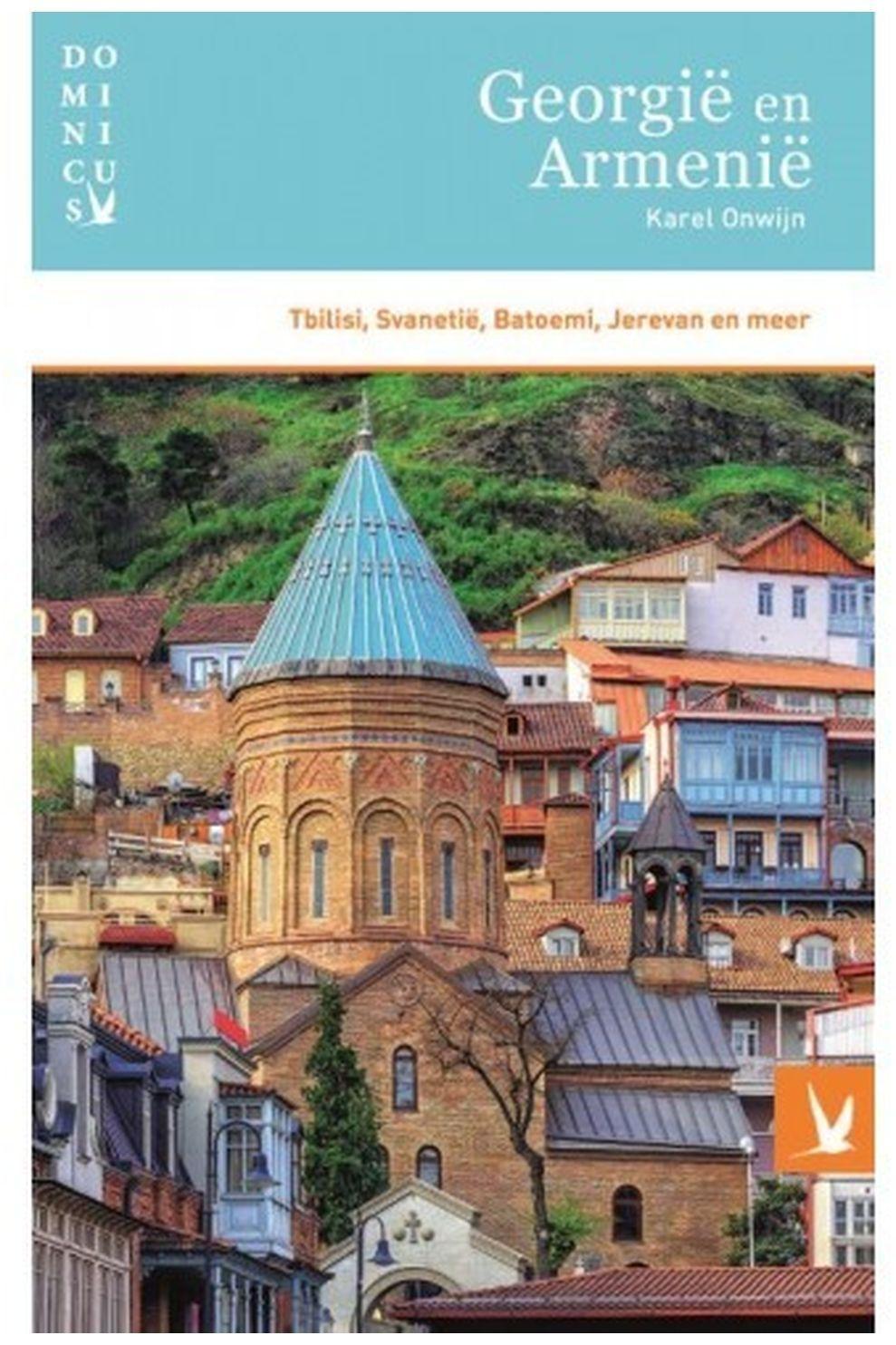 Dominicus Georgië*Armenië-Dominicus-Reisgids:N02/2020 - 2020