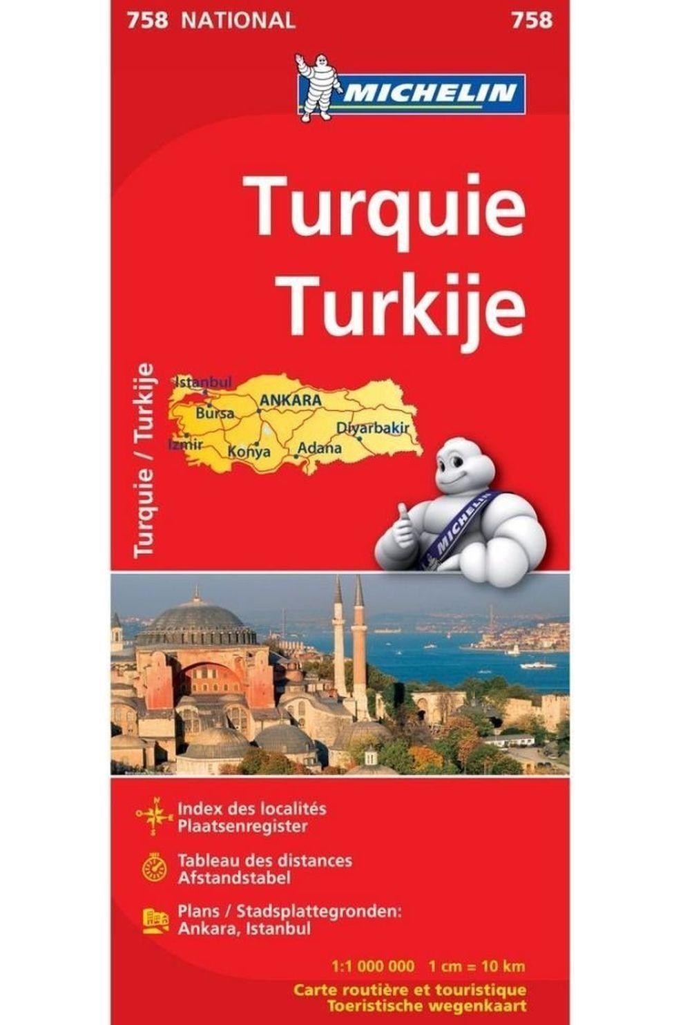 Michelin Turkije 758 Mich R/V (R) - 2016