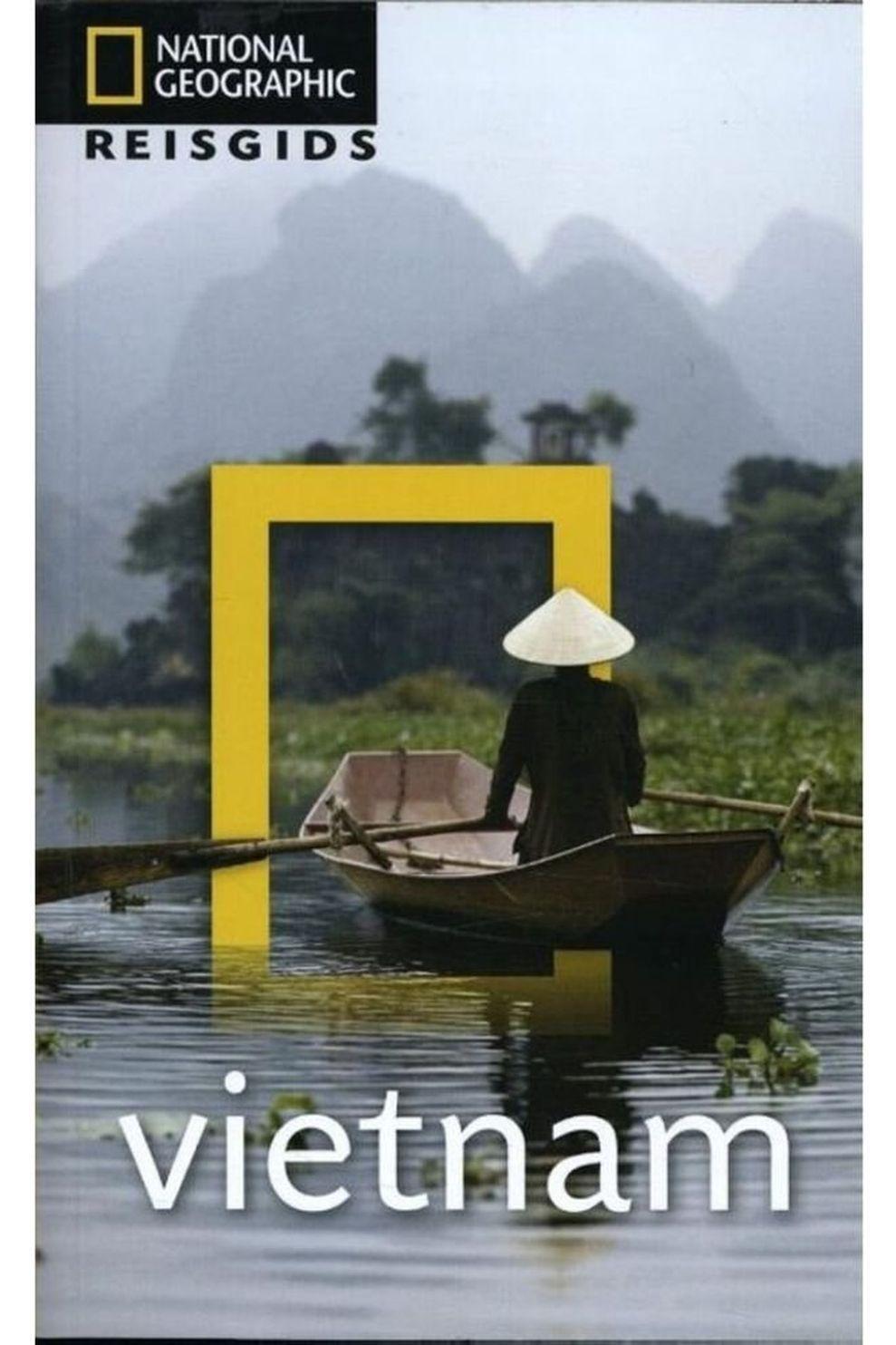 National Geographic Vietnam-Reisgids-Nat.Geographic-N04/2018 - 2019