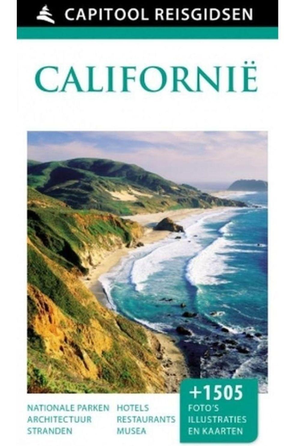 Capitool Reisgids Californië - 2018