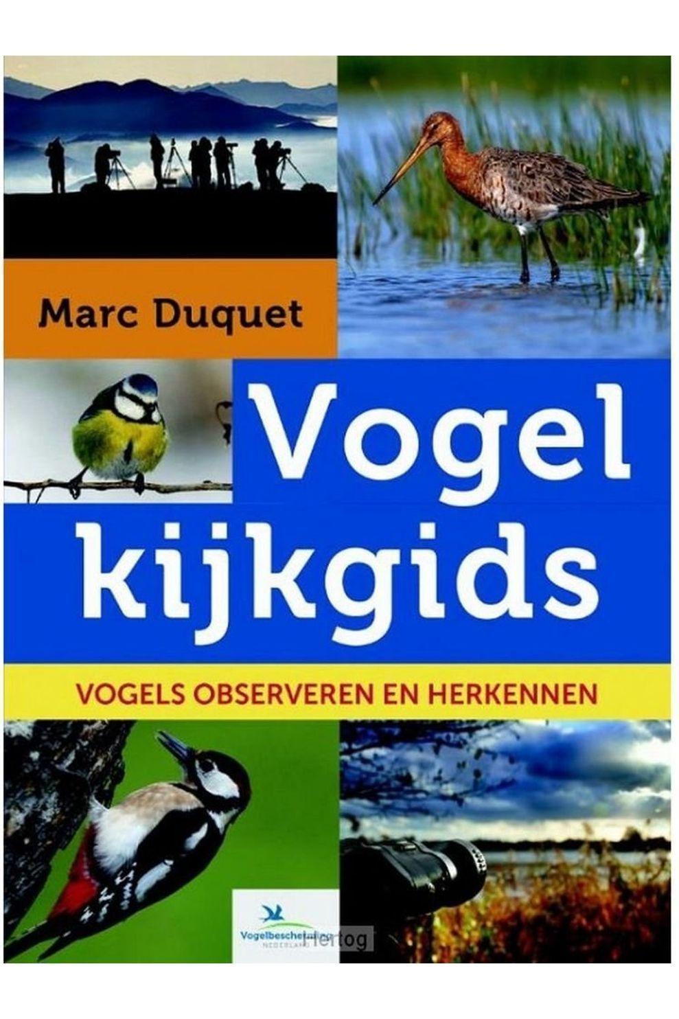 Kosmos Vogelkijkgids - Vogels Leren Observeren En Herkennen - 2021