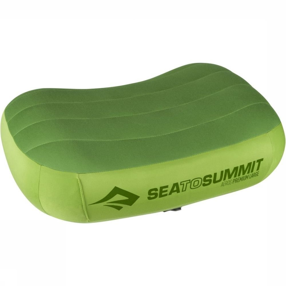 Sea To Summit Kussen Aeros Premium Pillow Large Groen