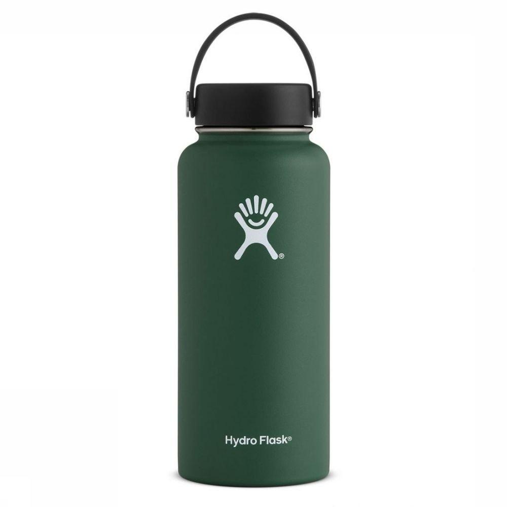 Hydro Flask Isolatiefles 32oz-946ml Wide Mouth MiddenGroen