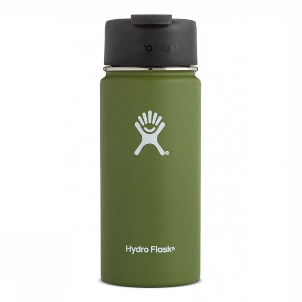 Hydro Flask Isolatiefles 16oz-473ml Wide Mouth Coffee MiddenGroen