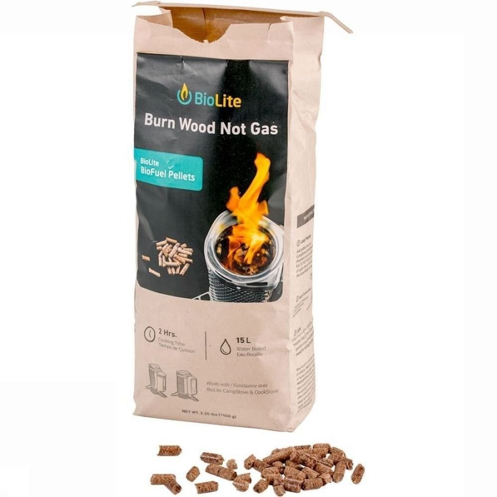 Afbeelding van BioLite Gadget Biofuel Pellets 1kg