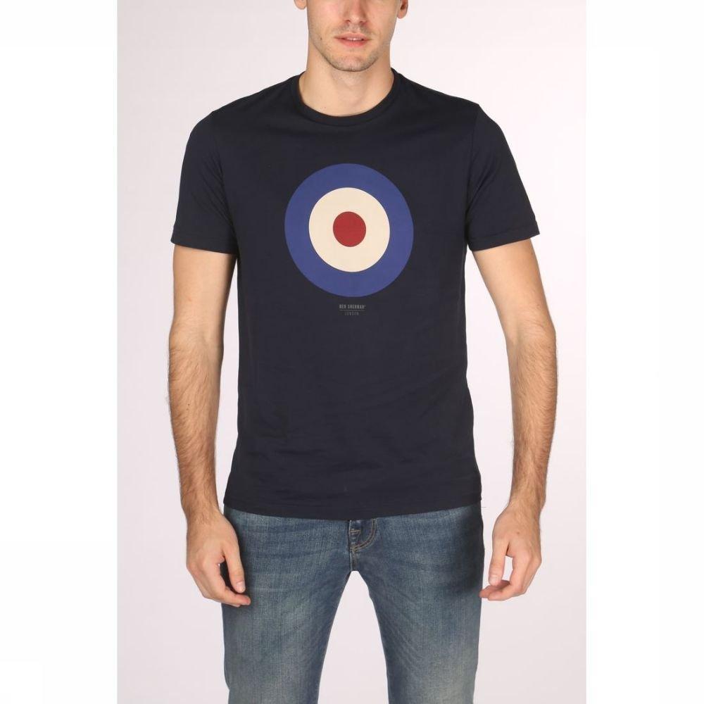 Afbeelding van Ben Sherman T-shirt 1902-ts0047812 voor heren - Blauw