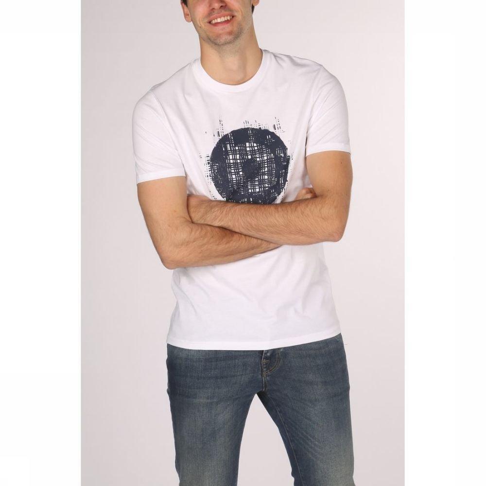 Afbeelding van Ben Sherman T-shirt 1902-ts0055972 voor heren - Wit